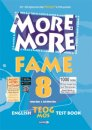 MORE&MORE 8 FAME TEOG Test Book