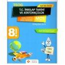 8. Sınıf TEOG T.C. İnkılap Tarihi ve Atatürkçülük Konu Özetli Soru Bankası Sonuç Yayınları