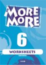 MORE & MORE ENGLISH WORKSHEETS 6