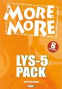 MORE & MORE LYS-5 PACK
