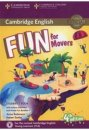 Cambridge - Fun for Movers Student's Book with Online Activities 4th Edition