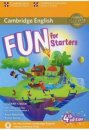 Cambridge - Fun for Starters Student's Book with Online Activities 4th Edition