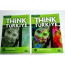 Cambridge - Think Türkiye A1 Students Book and Work Book With Online Practice