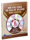 8.Sınıf TEOG Din Kültürü ve Ahlak Bilgisi Soru Bankası Gür Yayınları