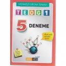 8. Sınıf TEOG 1 5li Deneme Şenol Hoca Yayınları