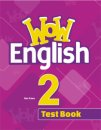 WOW 2 ENGLISH TEST BOOK
