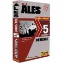 2018 ALES Son Format 5 Fasikül Çözümlü Deneme Tasarı Yayınarı