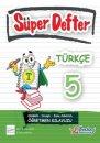 5. Sınıf Türkçe Süper Defter Berkay Yayıncılık