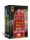 2018 DGS Sayısal Sözel Bölüm Konu Anlatımlı Modüler Set Yediiklim Yayınları