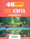 YGS 40 Seansta Kolay Kimya Okyanus Yayınları