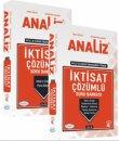 2018 KPSS A Grubu Analiz İktisat Çözümlü Soru Bankası (Cilt 1-2) Monopol Yayınları