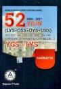 YGS Coğrafya 52 Yılın Çıkmış Soruları ve Ayrıntılı Çözümleri A Yayınları