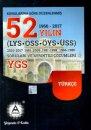 A Yayınları YGS Türkçe 52 Yılın Soruları ve Ayrıntılı Çözümleri