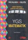 Çözüm Yayınları Hocalara Geldik YGS Matematik Video Destekli Öğreten Soru Bankası
