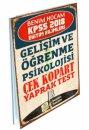 2018 KPSS Eğitim Bilimleri Gelişim ve Öğrenme Psikolojisi Çek Kopart Yaprak Test Benim Hocam Yayınları