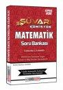 2018 KPSS Matematik Çözümlü Soru Bankası Süvari Akademi Yayınları