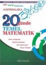 Alıştırmalarla 20 Günde Temel Matematik Zeki Atalar