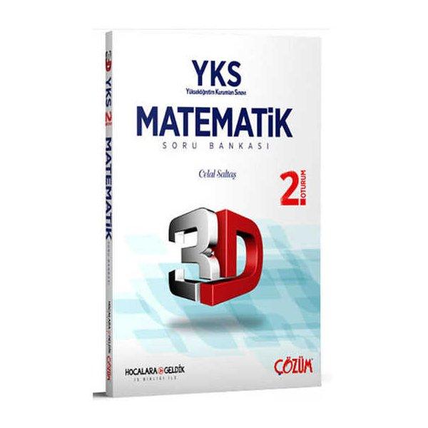 Hocalara Geldik YKS 2. Oturum 3D Matematik Soru Bankası Çözüm Yayınları