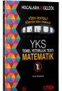 Hocalara Geldik YKS TYT 1. Oturum Matematik Video Destekli Öğreten Soru Bankası Çözüm Yayınları
