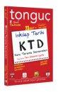 Tonguç Akademi 8.Sınıf İnkılap Tarihi KTD Konu Tarama Denemeleri Kargo Ücretsiz