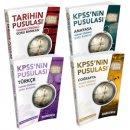 2018 KPSS'nin Pusulası Soru 4lüsü Doğru Tercih Yayınları