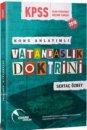 2018 KPSS Vatandaşlık Doktrini Konu Anlatımlı Kitap Sertaç Özbey Doktrin Yayınları