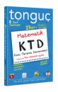 Tonguç Akademi 8. Sınıf Matematik KTD Konu Tarama Denemeleri Kargo Ücretsiz