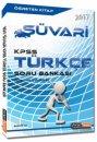 2017 KPSS Türkçe Süvari Tamamı Çözümlü Soru Bankası Kariyer Meslek Yayınları