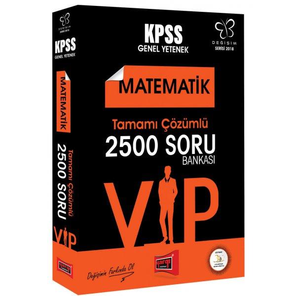2018 Kpss Değişim Serisi Vip Matematik Tamamı çözümlü 2500 Soru