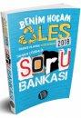 2018 ALES Tamamı Çözümlü Soru Bankası Benim Hocam Yayınları