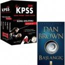 2018 KPSS Genel Kültür Genel Yetenek  Maestro Konu Anlatımlı Set - Dan Brown Başlangıç Muhteşem İkilisi