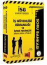 İSG İş Güvenliği Uzmanlığı ve İşyeri Hekimliği Sınavlarına Yönelik Soru Bankası Yargı Yayınları