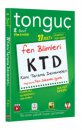 Tonguç Akademi 8. Sınıf Fen Bilimleri KTD Konu Tarama Denemeleri Kargo Ücretsiz