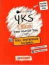 YKS 1.Oturum TYT Türkçe Temel Matematik Soru Bankası Eksen Yayınları