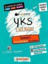 YKS 1. ve 2.Oturum Geometri Üç Aşamalı Soru Bankası Eksen Yayınları