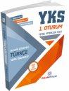 YKS 1.Oturum TYT Türkçe Tamamı Çözümlü Soru Bankası Puan Yayınları