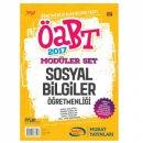 2017 ÖABT Sosyal Bilgiler Öğretmenliği Konu Anlatımlı Modüler Set Murat Yayınları