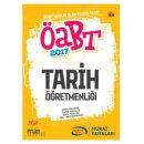 2017 ÖABT Tarih Öğretmenliği Konu Anlatımlı Kitap Murat Yayınları