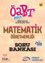2017 ÖABT Matematik Öğretmenliği (Lise-İlköğretim) Tamamı Açıklamalı 2500 Soru Bankası Murat Yayınları