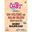 2017 ÖABT Din Kültürü ve Ahlak Bilgisi Öğretmenliği Tamamı Açıklamalı 3000 Soru Bankası Murat Yayınları