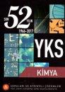 YKS Kimya Son 52 Yılın Soruları ve Ayrıntılı Çözümleri 1966 – 2017 A Yayınları