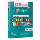 2018 KPSS Vatandaşlık Doktrini Çözümlü Soru Bankası Erol Sitar Doktrin Yayınları