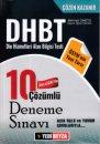 DHBT 10 Çözümlü Deneme Sınavı Ortaöğretim Yedi Beyza Yayınları