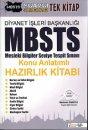 2017 Diyanet İşleri Başkanlığı MBSTS Konu Anlatımlı Hazırlık Kitabı Yedi Beyza Yayınları