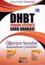 DHBT Tamamı Çözümlü Soru Bankası Yedi Beyza Yayınları