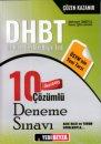 DHBT 10 Çözümlü Deneme Sınavı Önlisans Yedi Beyza Yayınları
