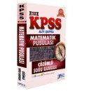 2018 KPSS Matematik Pusulası Çözümlü Soru Bankası Altı Şapka Yayınları