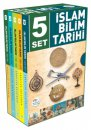İslam Bilim Tarihi (750-2017) - 5 Kitap Set Mavi Çatı Yayınları Setler