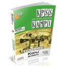 2018 KPSS Kampı Genel Yetenek Genel Kültür Türkçe Konu Anlatımı Kamu Park Yayınları