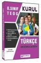 8.Sınıf TEOG Türkçe Hızlı Öğretim Ders Notları Kurul Yayıncılık
